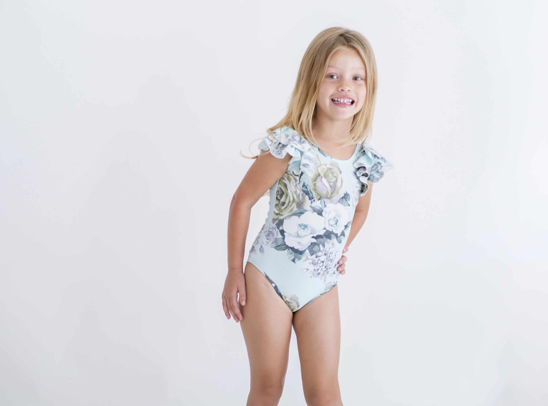 little girl leotard