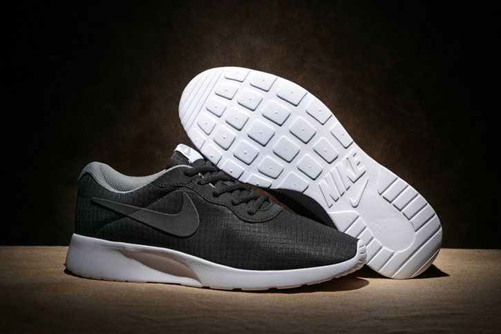 08b8058277c ... sweden free shipping only 69 2017 popular shoes nike tanjun premium  876899 001 black white official