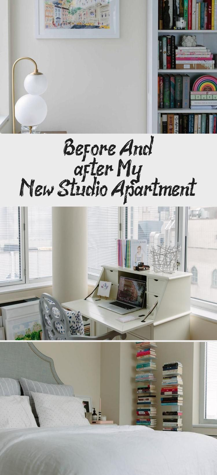 Before and after: My new studio apartment - Home Decor Diy ...