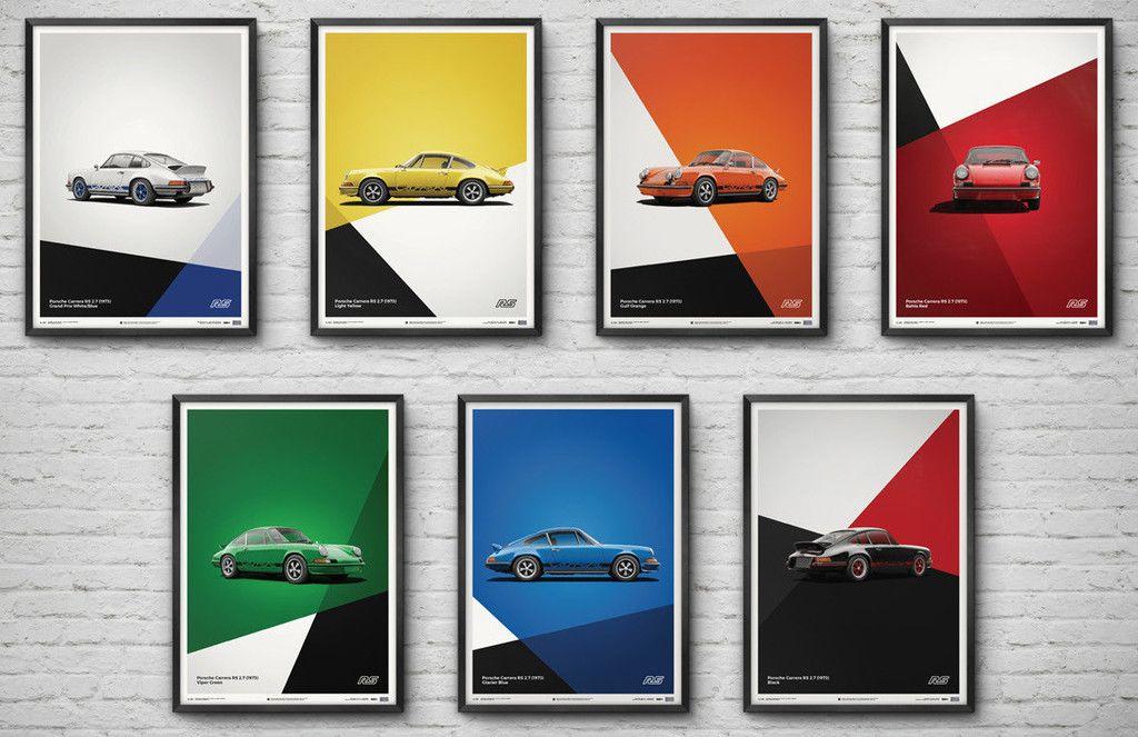 Porsche 911 Carrera RS Collection – Petrolicious
