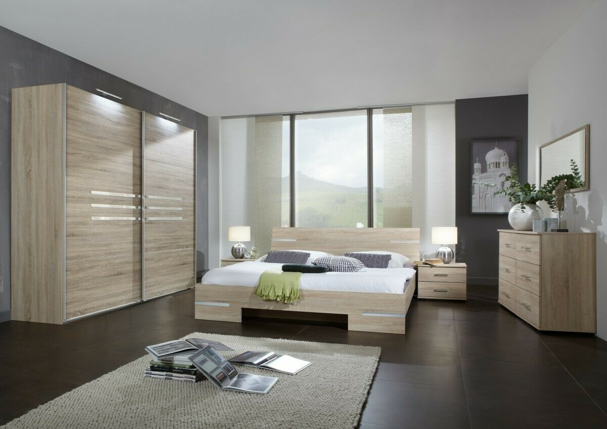 Schlafzimmerkombination Kalabri V Schlafzimmer Komplett Schlafzimmer Schlafzimmer Ideen Von Schlafzimmer Schlafzimmer Em 2020 Quartos