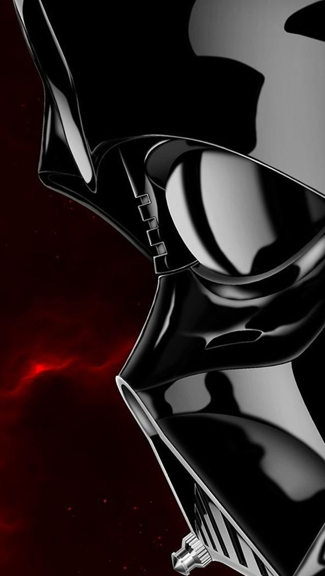 Darth Vader Star Wars Illustration IPhone 5s Wallpaper