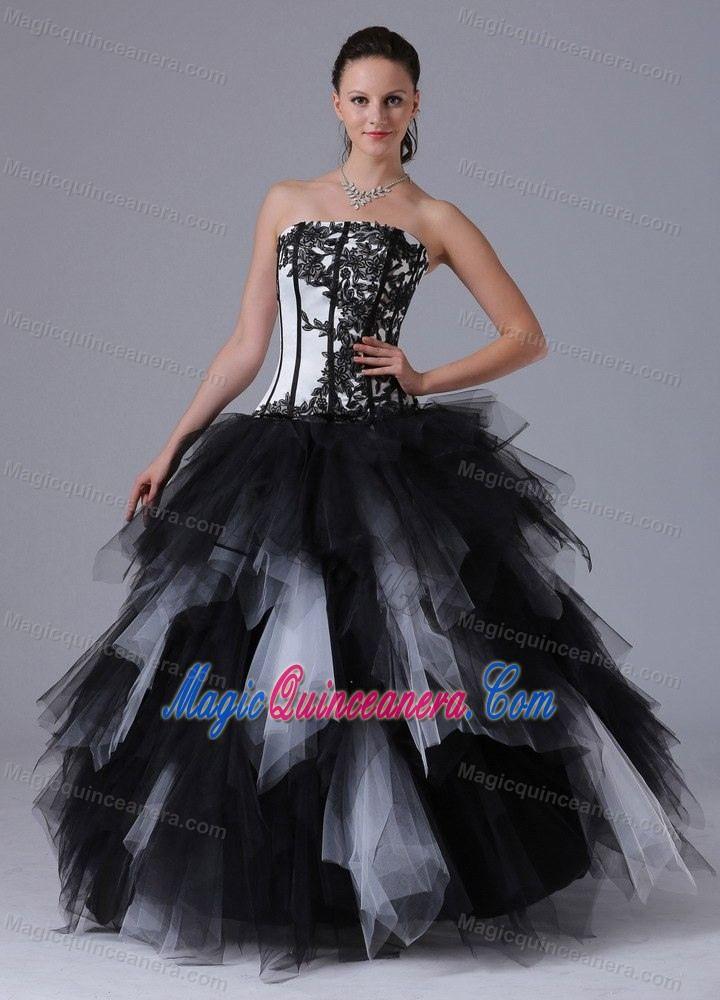 fd3436f231d black sweet 16 dress