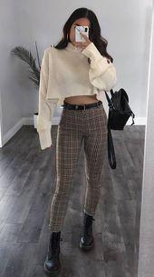 49 lässige Outfits, die dich cool aussehen lassen, #aussehen #cool #dich #die #Lassen #Lässi...