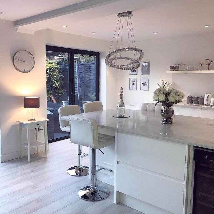 rachael casey's stylish openplan contemporary extension