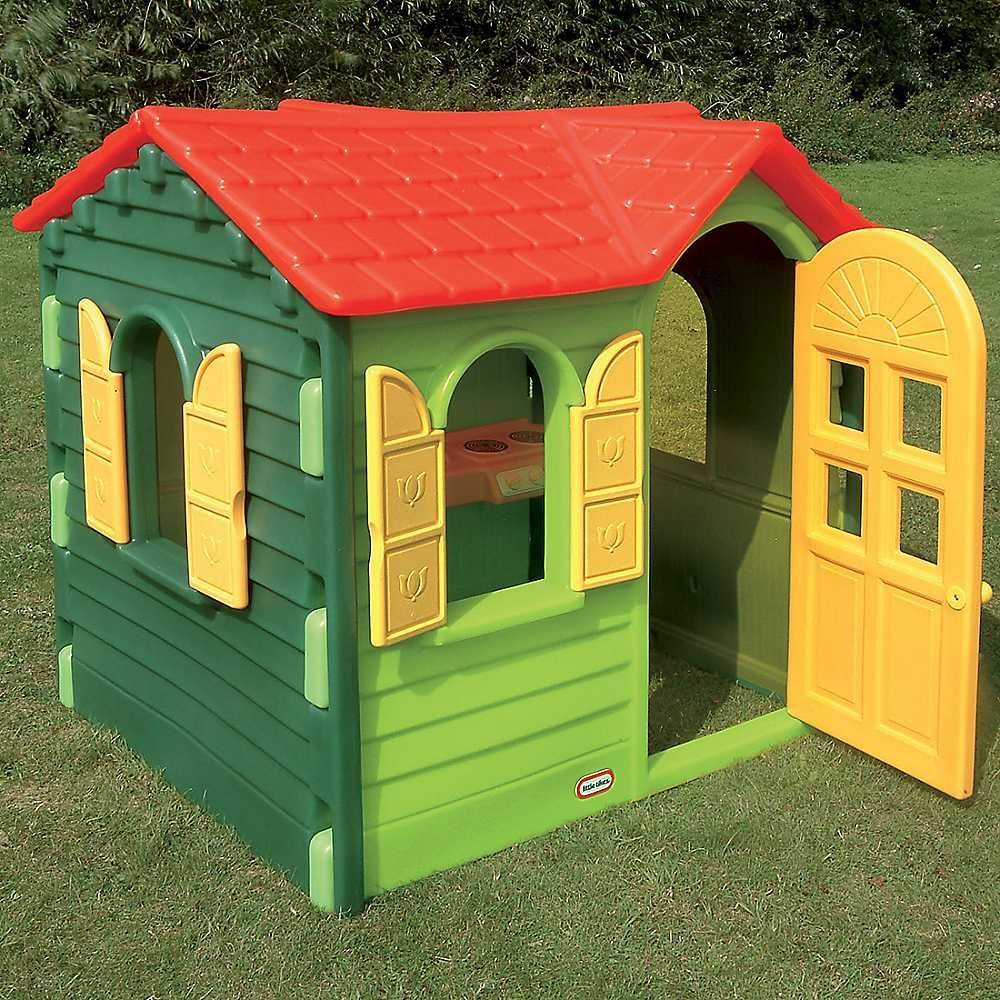 Little Tikes Country Cottage Evergreen second hand from