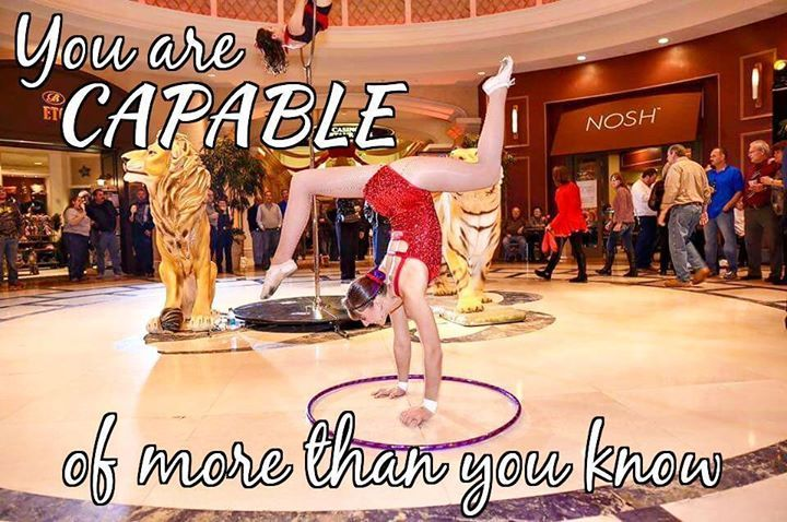 You are capable of more than you know cincinnaticircus