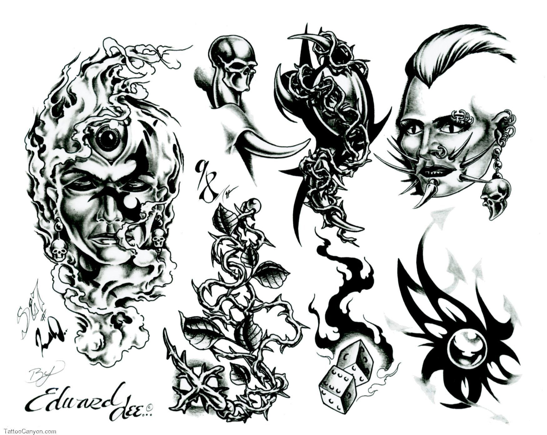 Free tattoos designs download - More Free Tribal Tattoo Flash Download Tribal Tattoo Flash Designs