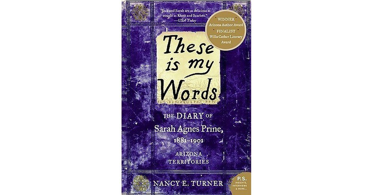 A moving, exciting, and heartfelt American saga inspired by the author's own family memoirs, these words belong to Sarah Prine, a woman o...