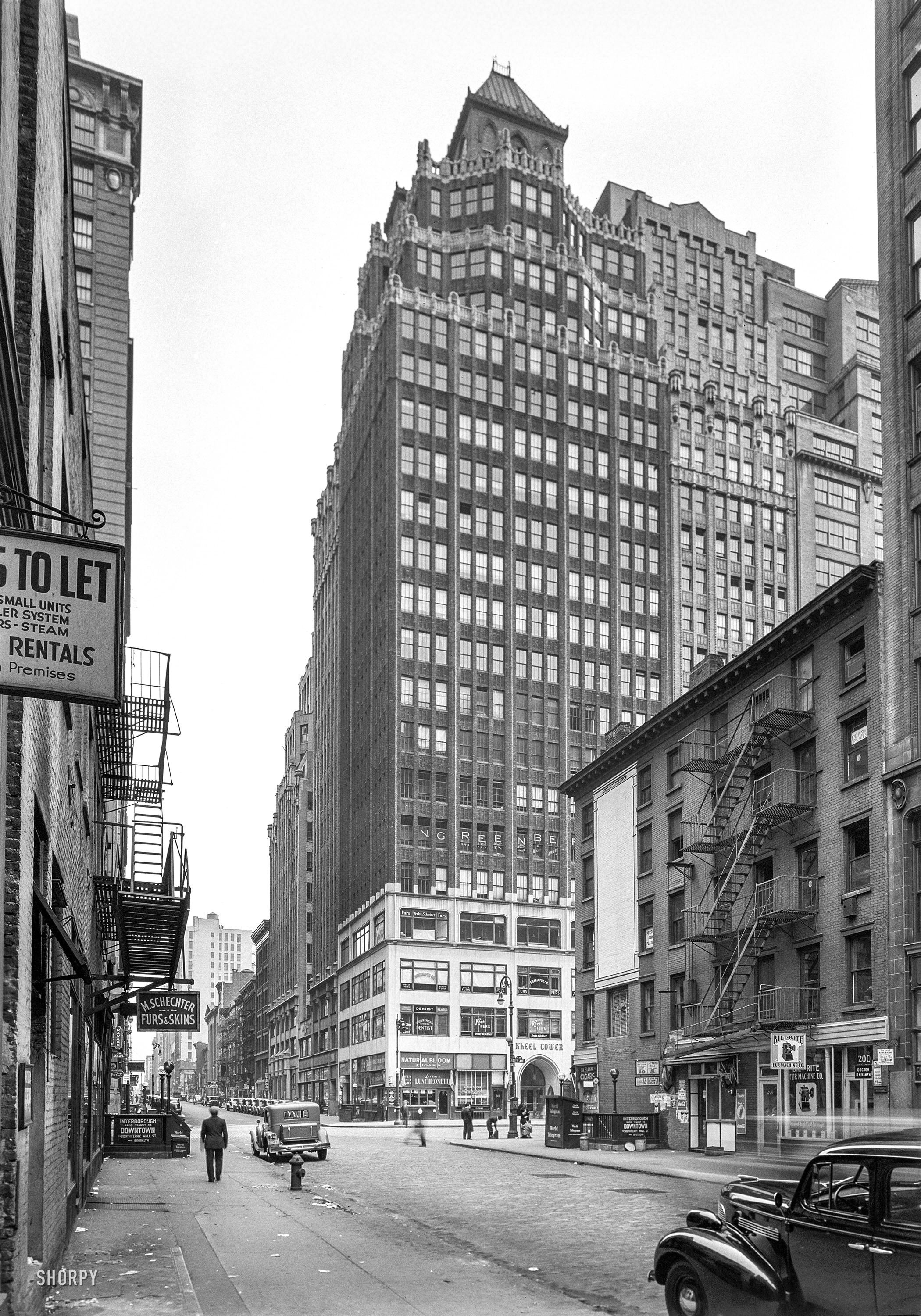 315 Seventh Avenue New York City General View William