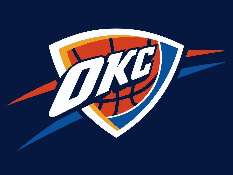 oklahoma city thunder logo - Google Search | Sports Logos ...