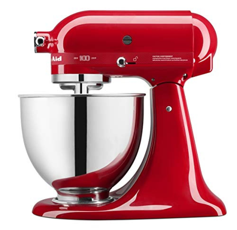 Kitchenaid ksm180qhsd 100 year limited edition queen of