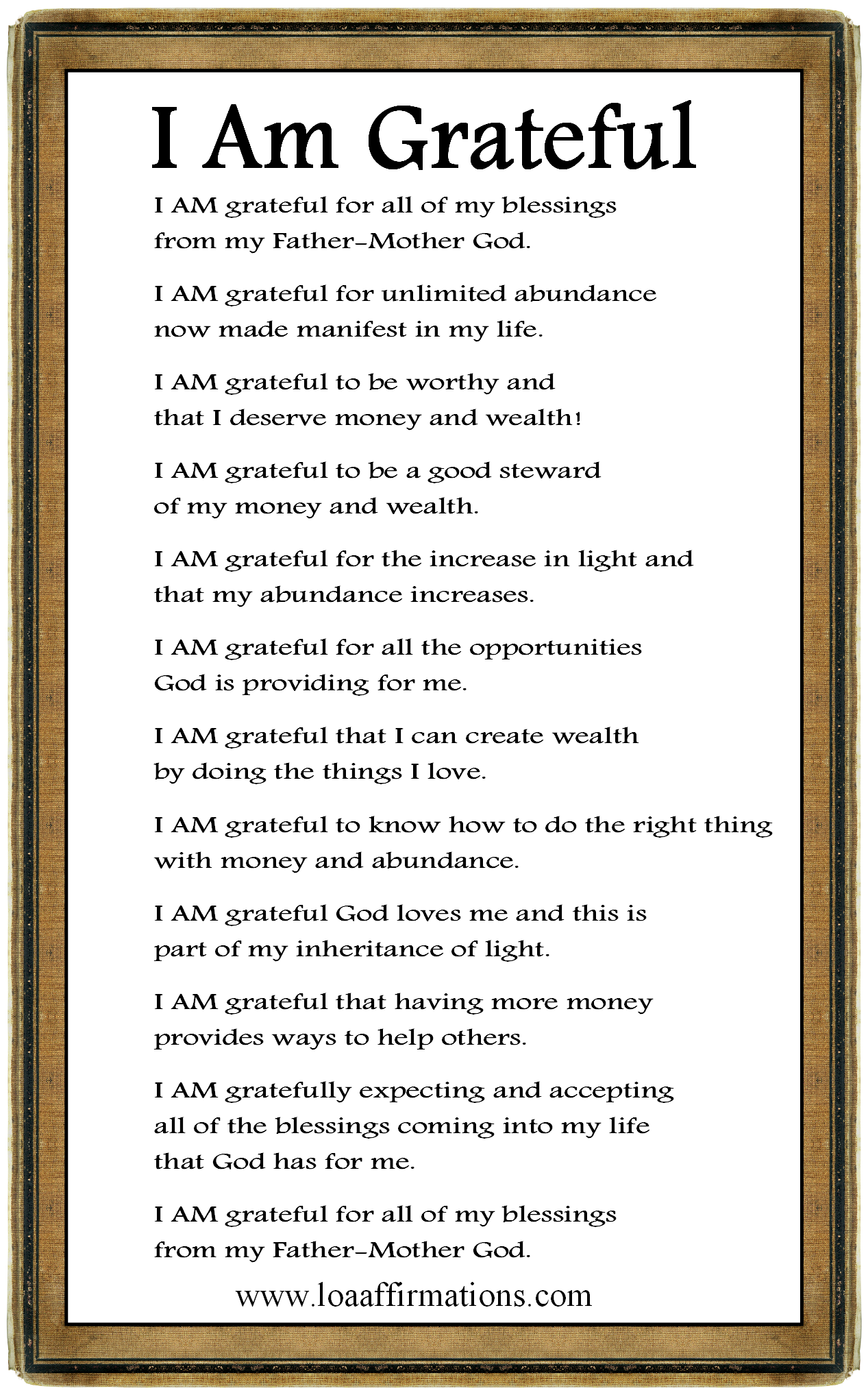 I Am Grateful To God Quotes I am grateful for the ...