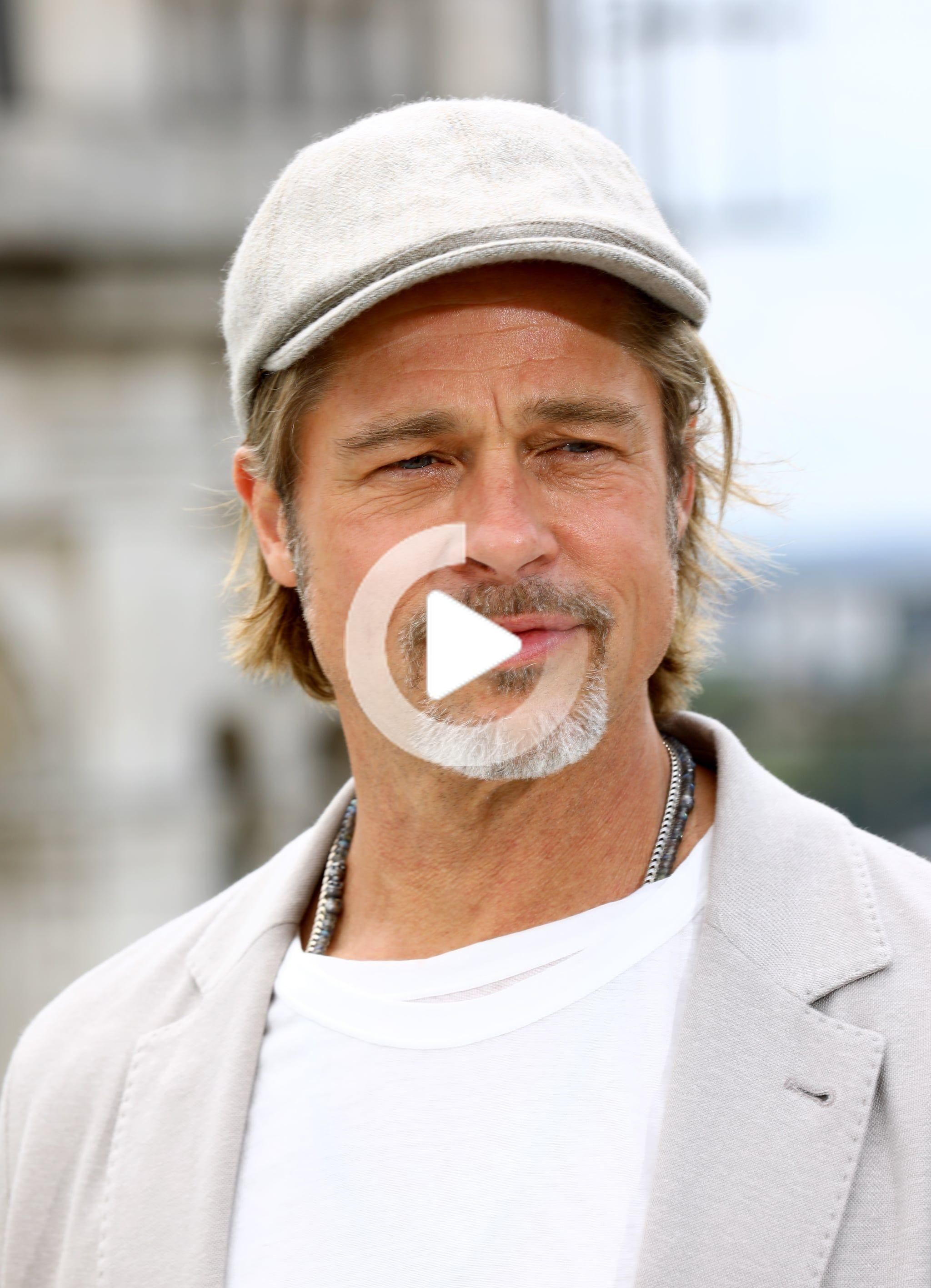 Photo of Brad Pitt Is Just Going to Be Gorgeous Forever, Huh? #celebrities #cutecelebrities