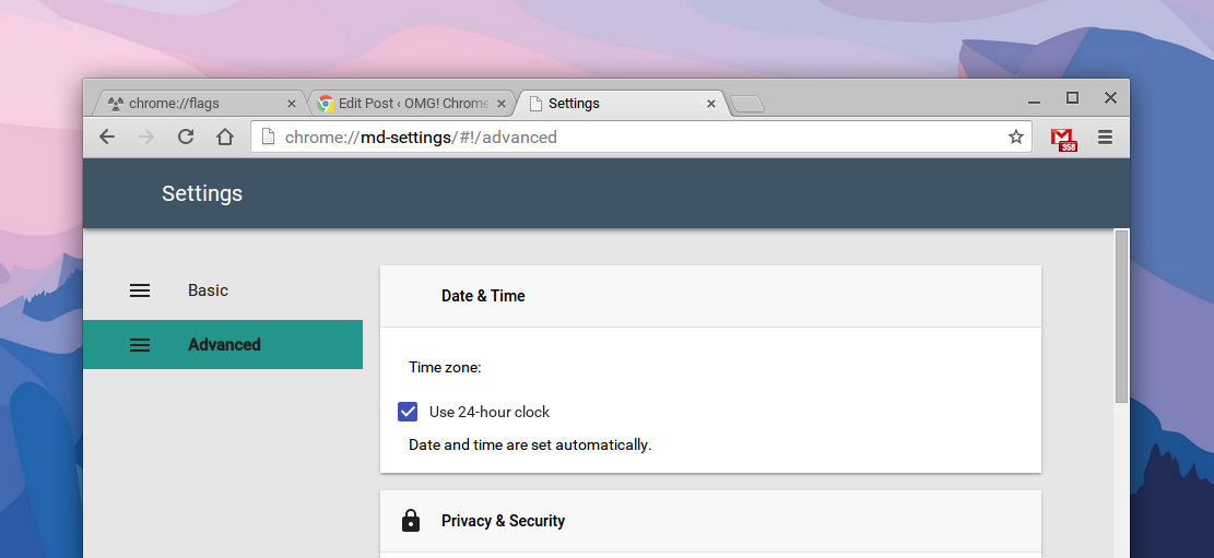 Chrome Could Get A Material Design Toolbar Soon | Android
