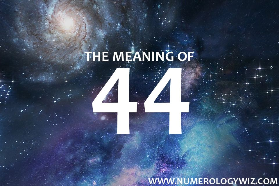 Secret Of Master Number 44 Revealed Numerology Secrets