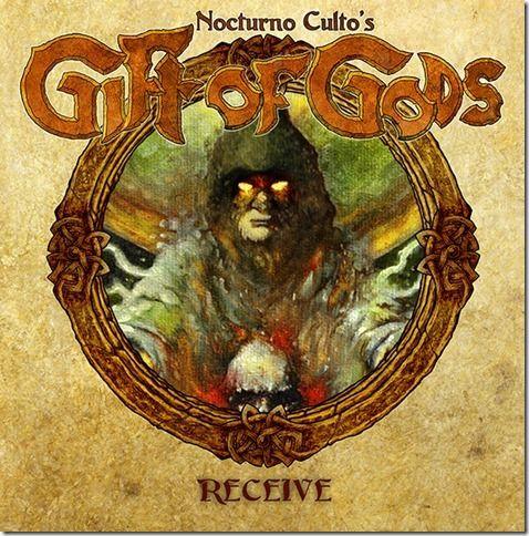 THE EPIC DEBUT MINI-ALBUM OF TITANIC HEAVY METAL FROM DARKTHRONE'S NOCTURNO CULTO COMING OCTOBER.