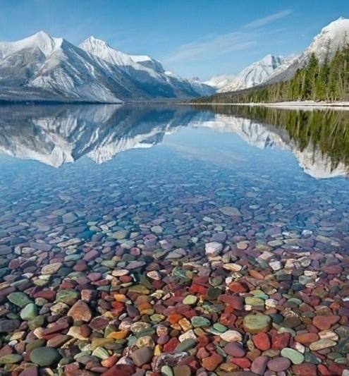 Places To Visit In Montana Usa: Lake Macdonald €� Montana