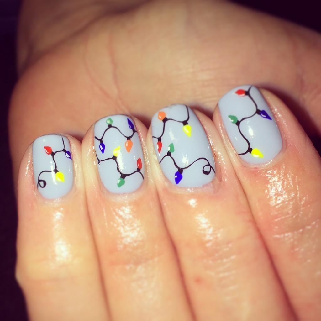 Samantha Cox on  Nail Art  Pinterest  Light nails