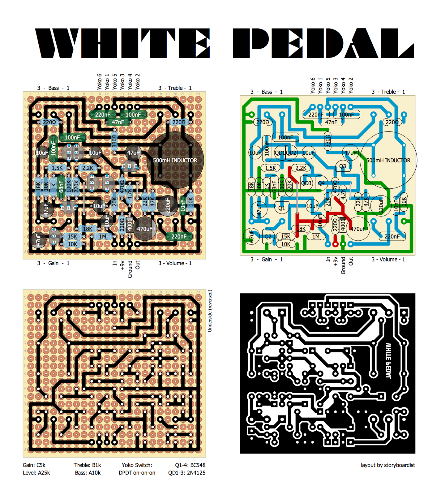 Heres A Pretty Cool One For Fuzz Fridaythe Jext Telez White Pedal Octaver Guitar Effect Unit Schematic Diagram Its