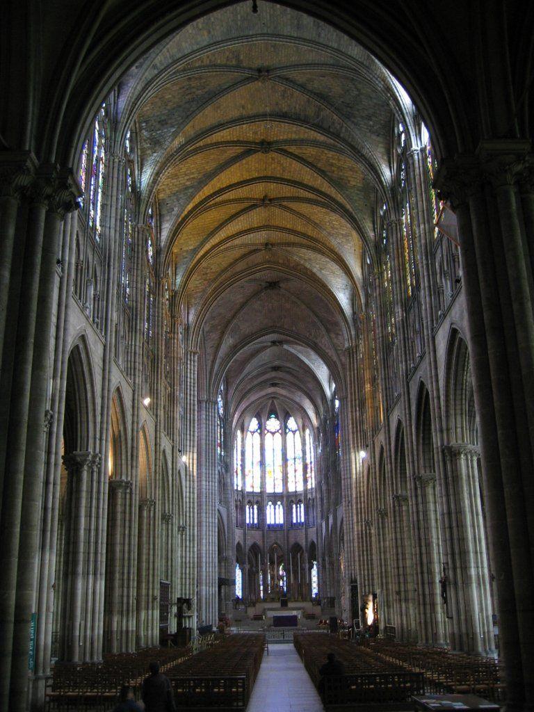 Saint Denis Gard: Basilique Saint Denis, Paris