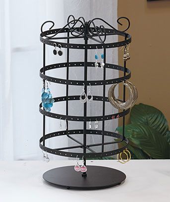 Revolving Jewelry Stands
