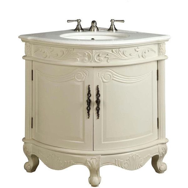 Bathroom Vanity Bayview 24 Inch Corner Bc 030c 749 Liked