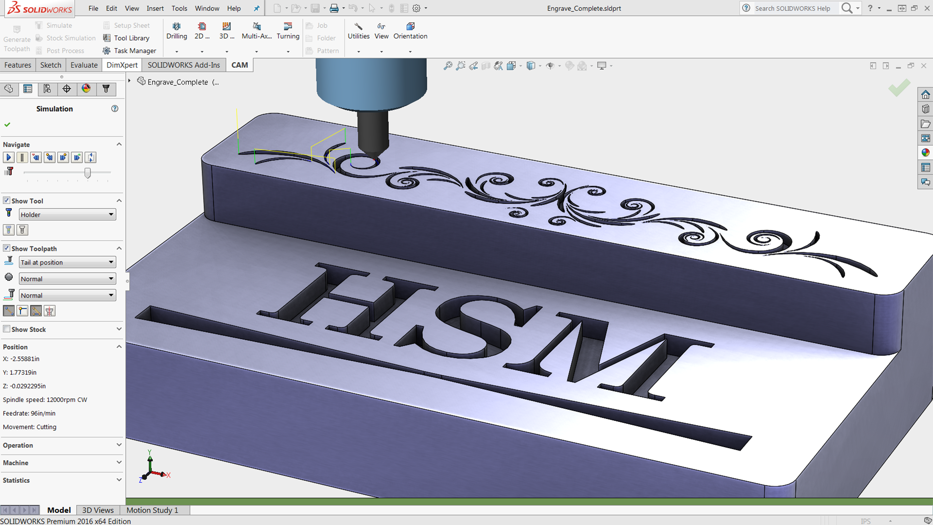 Pin By Autodesk On Hsm Cam Software