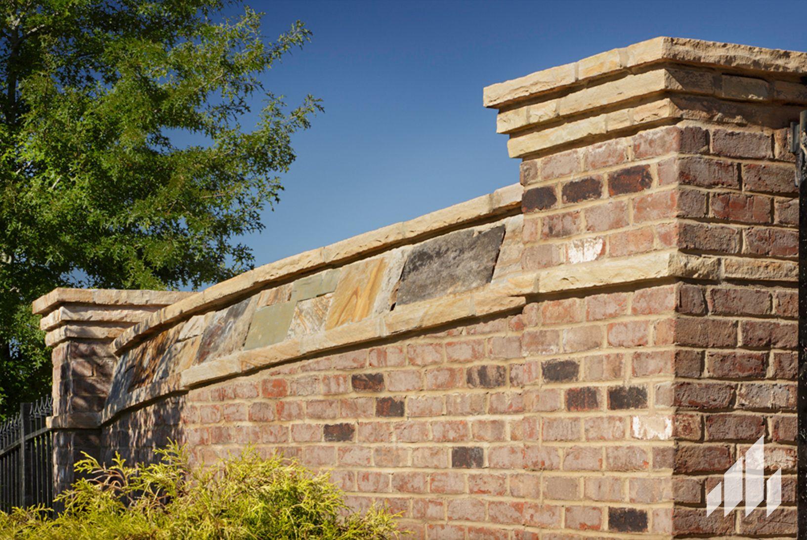 General Shale Silas Lucas Brick Concrete Pavers Outdoor Living Outdoor Decor