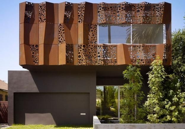 Perforated Designs Bringing Light And Playful Geometry Into Modern Homes
