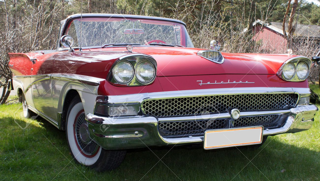 Google Image Result For Seriouswheels Pics 1950 1959 1956 Ford Fairlane Red White Le