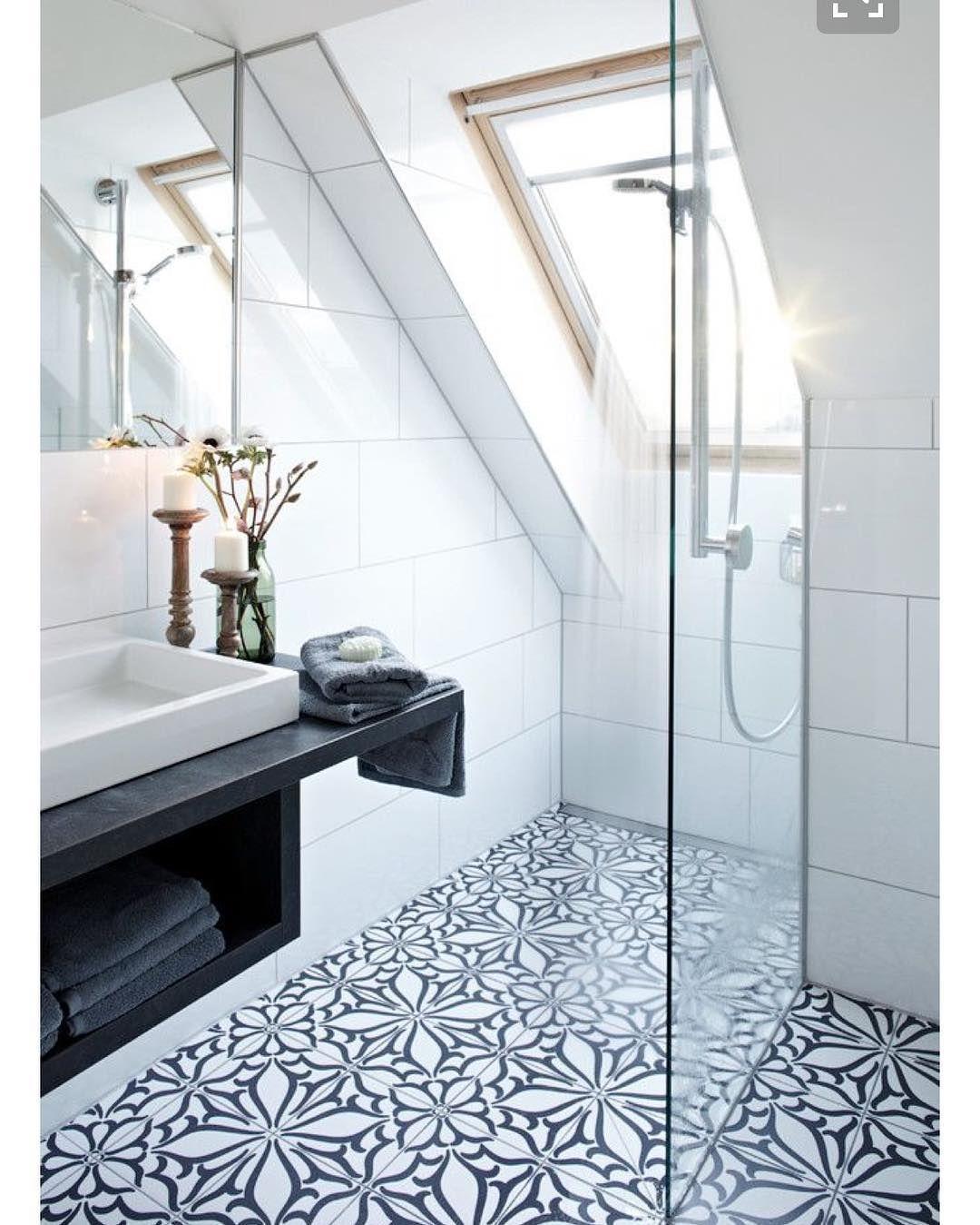 Shower In Dormer Window Idea Loft