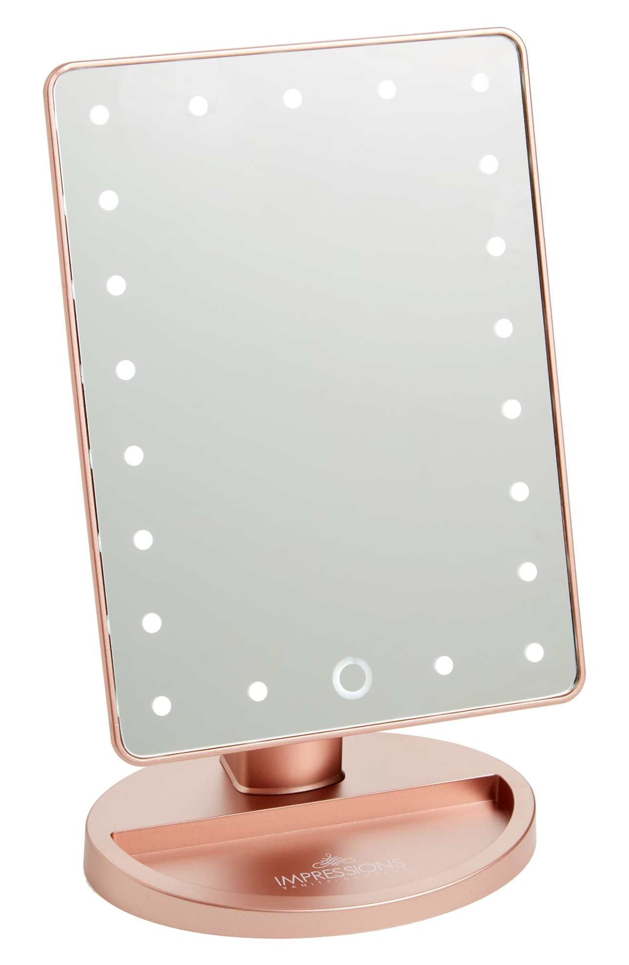 separation shoes db3ef 4bb3e Product Image 1 Light Up Vanity, Gold Vanity Mirror, Lighted Vanity Mirror,  Makeup