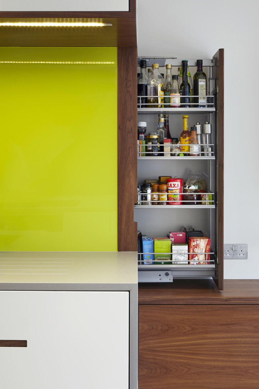 Project the ladder kitchen joinery by shape london location