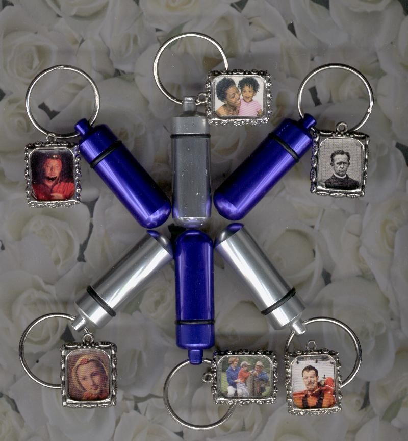 TV30,Cremation Jewelry,Memorial Urn,Keepsake Urn,Cremation Urn,Key Chain Urn,Urn #KeepsakeCremationUrns