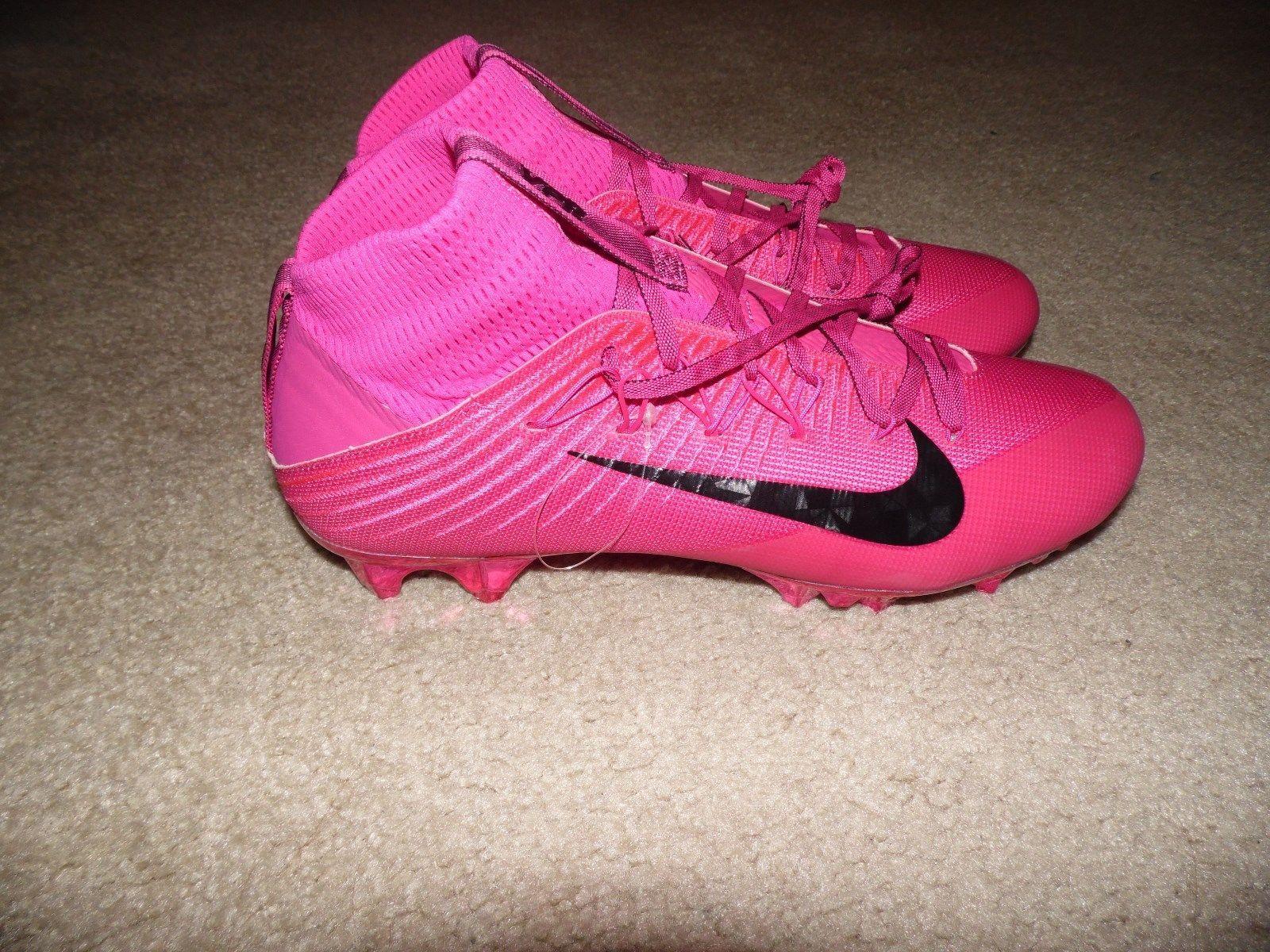 mens pink football cleats Shop Clothing