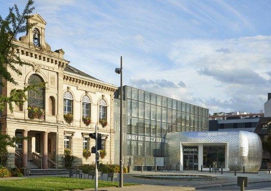 Illkirch-Graffenstaden City Hall / Atelier Filippini © Christian Creutz