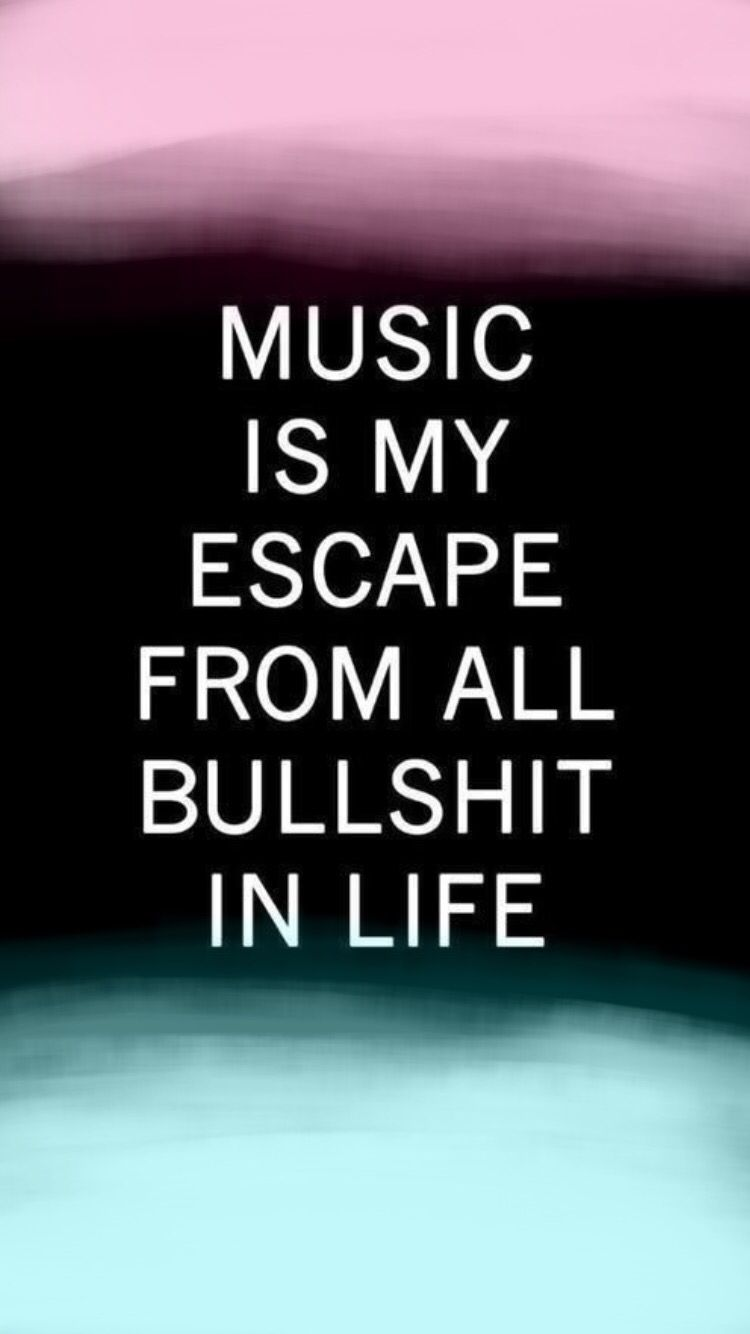 Music Quote Wallpaper Iphone 6 6s Music Quotes Words