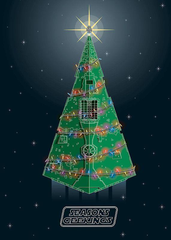 Season S Geekings Star Destroyer By Scottparkpics Star Wars Awesome Star Wars Christmas Star Wars Wallpaper