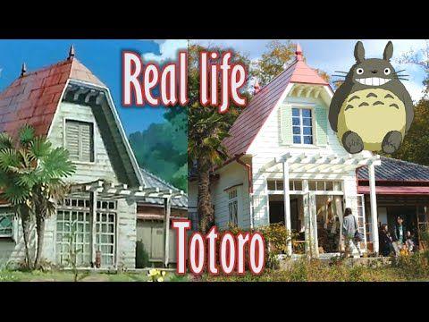 My Neighbor Totoro S House In Real Life となりのトトロ サツキとメイの家 Youtube サツキとメイの家 となりのトトロ サツキ