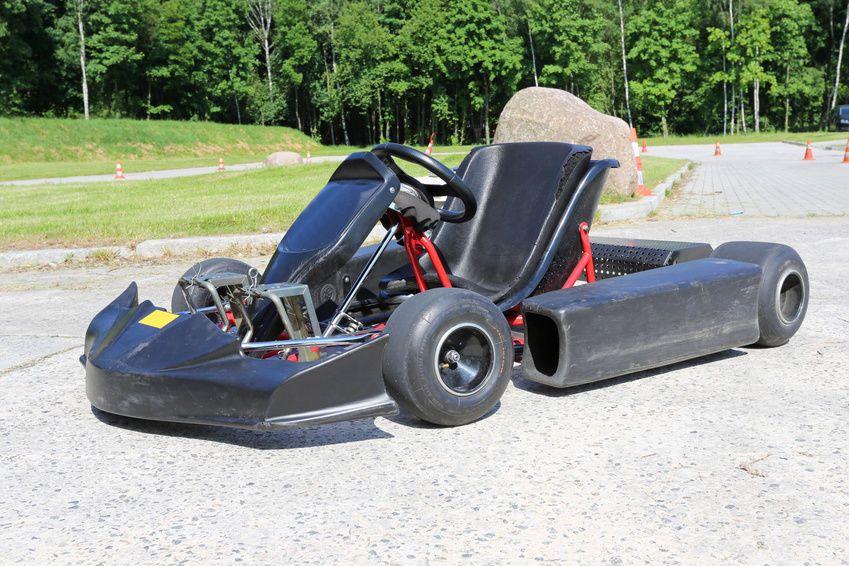 How to Build a Go-Kart with a Kit | Build it    Evan | Build a go