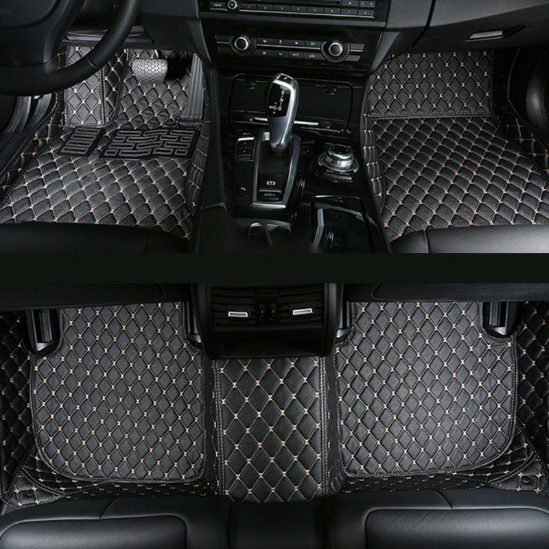 Car Floor Mats For Audi A1 Sportback A3 Sedan A7 A8 A8l Tt Mk2 Mk3