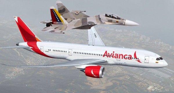 Tras el incidente ocurrido la noche del viernes, cuando un avión de la aerolínea Avianca que cumplía la ruta Bogotá-Madrid anunció que dos aeronaves de com