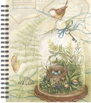 Susan Winget Terrarium Sketchbook