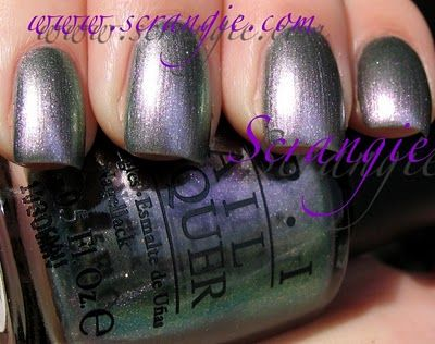 OPI/Katy Perry Not Like The Movies (Shimmery Purple/Green Duochrome)