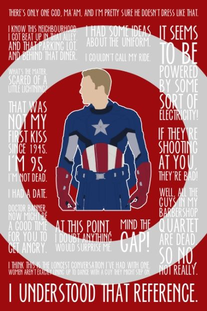 The First Avenger Art Print by britishindie #barbershopideas