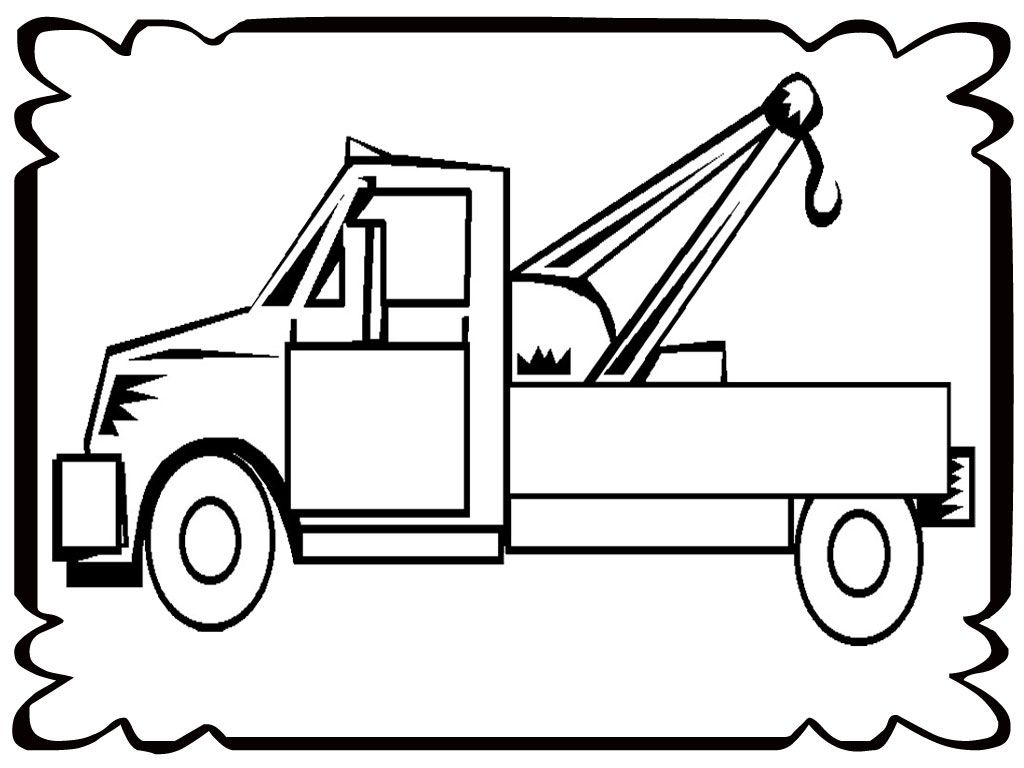 Http Colorings Co Tow Truck Coloring Pages Colorings. Truck Coloring Pages Free. Cute Old Truck Coloring Page for Preschoolers Transportation. Garbage Truck Coloring Page Printable Mike Loved Coloring The