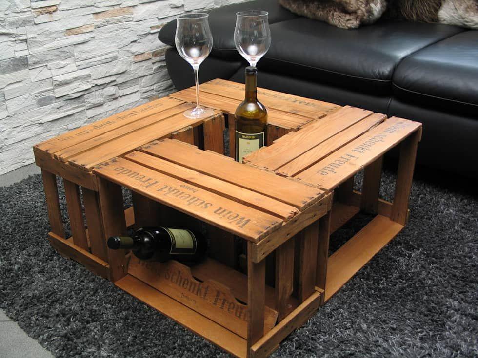 Couchtisch Stylehoch4 Von Eigen Art Ausgefallen Holz