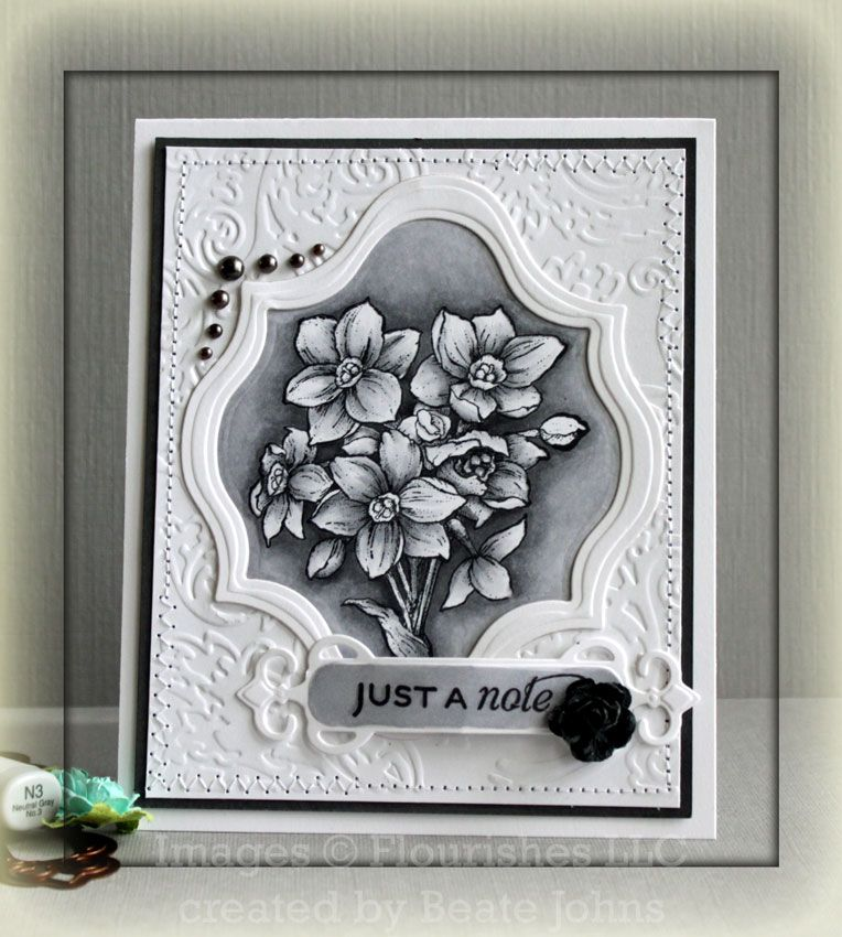 double embossing  framed paperwhites  bjl with images