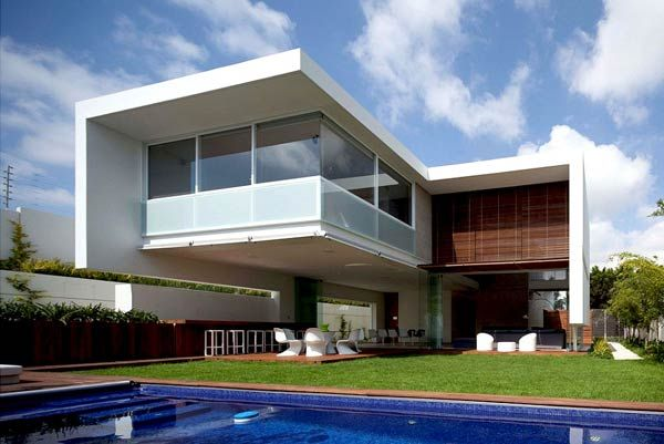 The FF House - Architecture Design by Hernandez Silva Architects ...